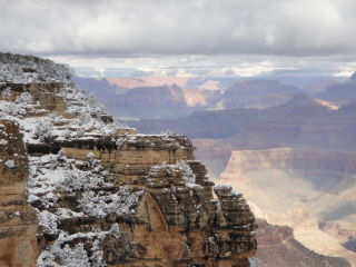 Grand Canyon Az South Rim