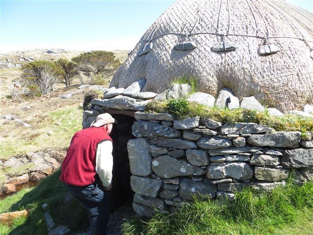 Installations Vikings en Écosse