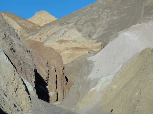 Couleurs de Death Valley