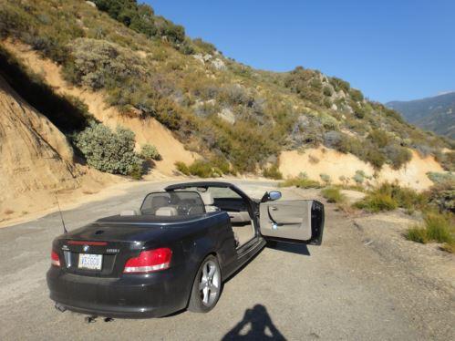 Une décapotable sur la côte californienne, finalement c'est pas mal!