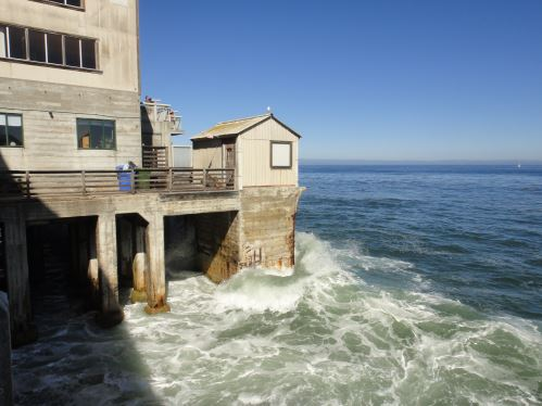 Cannery Row, Monterey, Californie