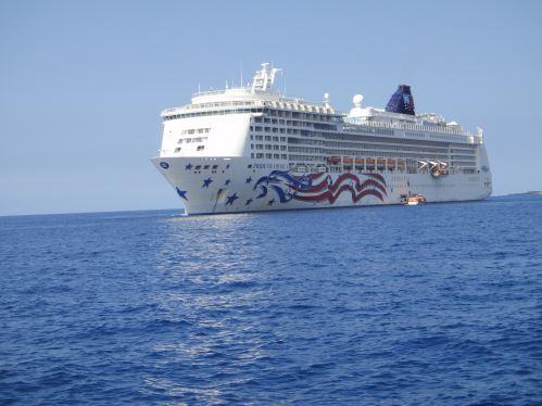 Notre navire le Pride of America