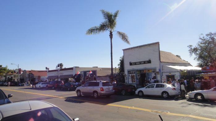 Julian, près de San Diego