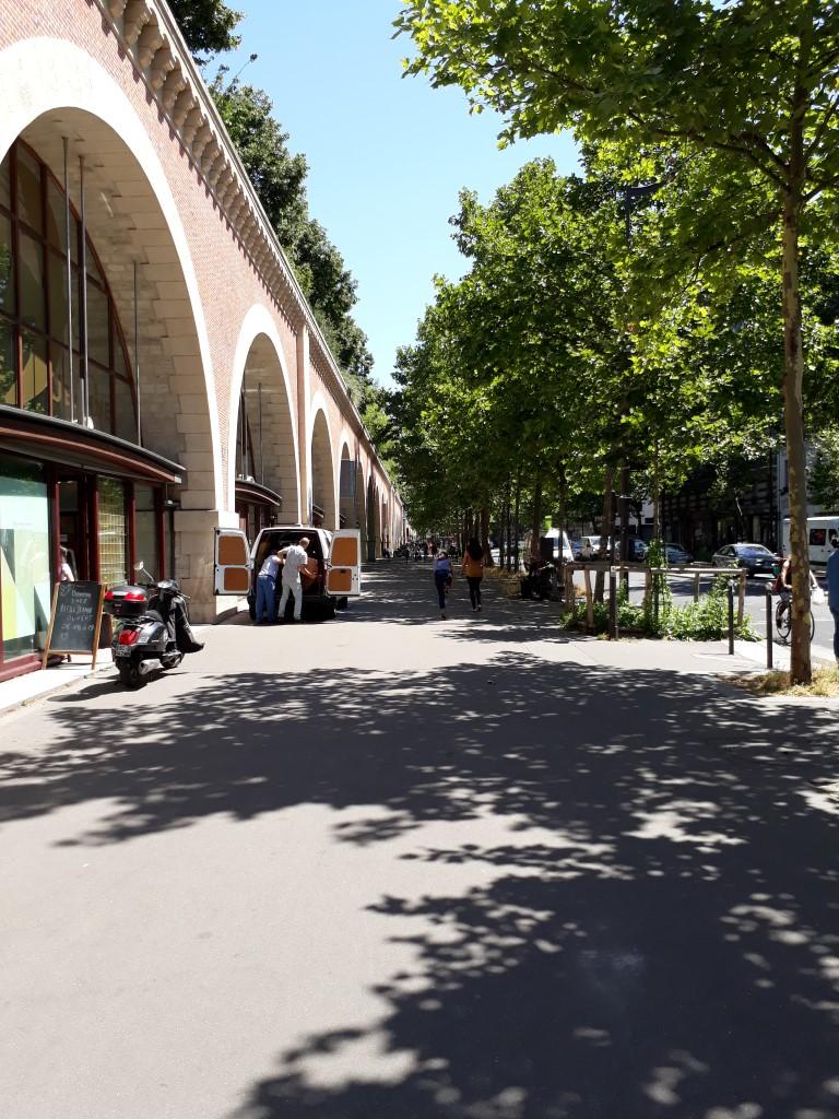 La coulée verte, Paris